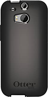 OtterBox 77-40003 'Symmetry Series' Protective Case for HTC One M8 Phone - Black (Retail Packaging from OtterBox)