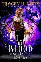 Bound by Blood: Demon's Embrace (Dark Fantasy Dragon Shifter Romance)