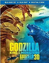 Godzilla: King of the Monsters (BIL/3DBD/BD) [Blu-ray]