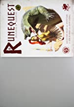 Runequest: Roleplaying in Glorantha Quick Start