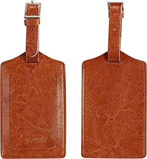 genuine leather tag