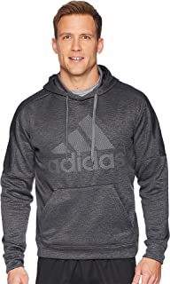Men's Athletics Team Issue Fleece Logo Pull Over Hoody
