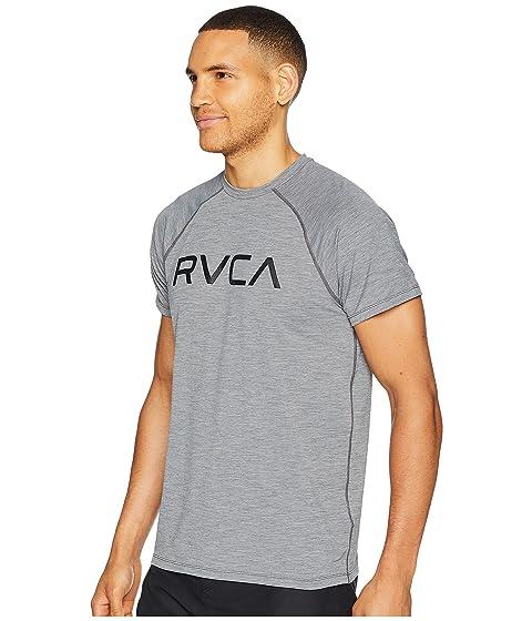 Micro Sleeve Short RVCA RVCA Micro Mesh 6wa6ORq