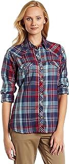 Dickies Women's Herringbone Check Shirt