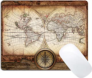 Best old compass on vintage map Reviews