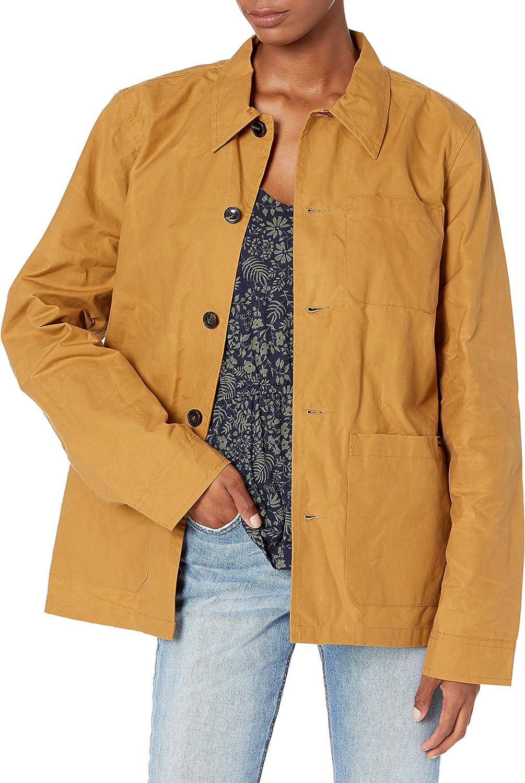 Nudie Jeans Barney Worker Jacket Waxed