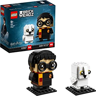 LEGO BrickHeadz Harry Potter and The Philosopher's Stone - Harry Potter & H
