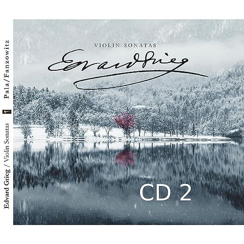 Grieg - Sonata for Violin and Piano No. 3