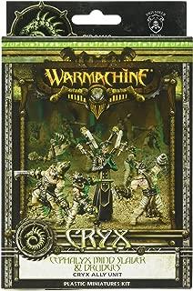 Privateer Press - Warmachine - Cryx: Cephalyx Mind Slaver & Drudges Model Kit