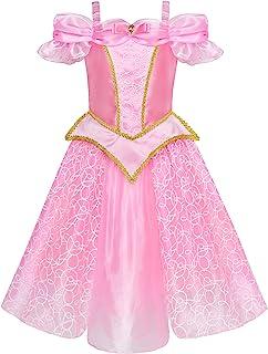 Sunny Fashion Princess Costume Accessories Crown Magic Wand Size 5-12