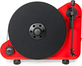 Pro-Ject VT-E BT R (red) Wireless Turntable, Red (high Gloss)