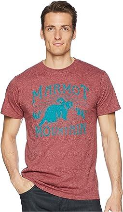 Marmot Short Sleeve Sunrise Tee