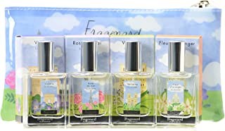 Fragonard - Fragonard Femme Paris Gift Set of 4 Natural Eaux de Toilette - Multi Coloured