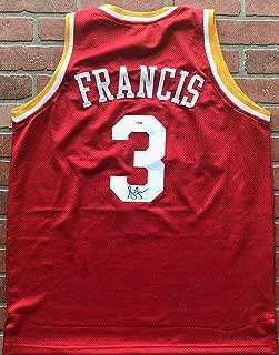 steve francis jersey