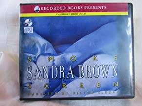 Smoke Screen by Sandra Brown Unabridged CD Audiobook