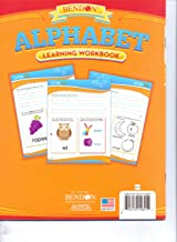 Bendon Alphabet Learning Workbook