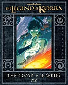 The Legend of Korra - The Complete Series Limited Edition Steelbook Collection arrives on March 16