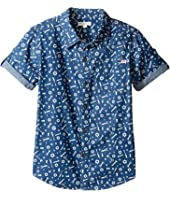 Appaman Kids - Toolbox Pattern Shirt (Toddler/Little Kids/Big Kids)