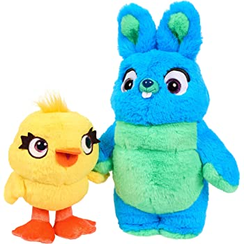 Toy Story 4 Ducky /& Bunny set Giga Jumbo Plush Doll Stuffed toy Anime JAPAN 2019