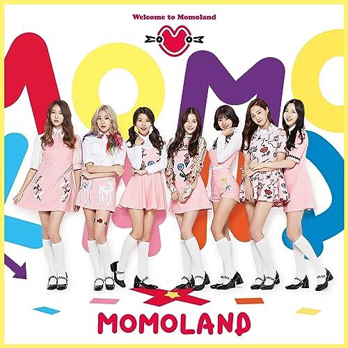 Welcome To Momoland by momoland on Amazon Music - Amazon.com