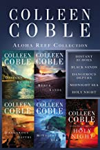 The Aloha Reef Collection: Distant Echoes, Black Sands, Dangerous Depths, Midnight Sea, and Holy Night (Aloha Reef Series)