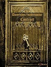 Dominant/submissive Contract (female sub)