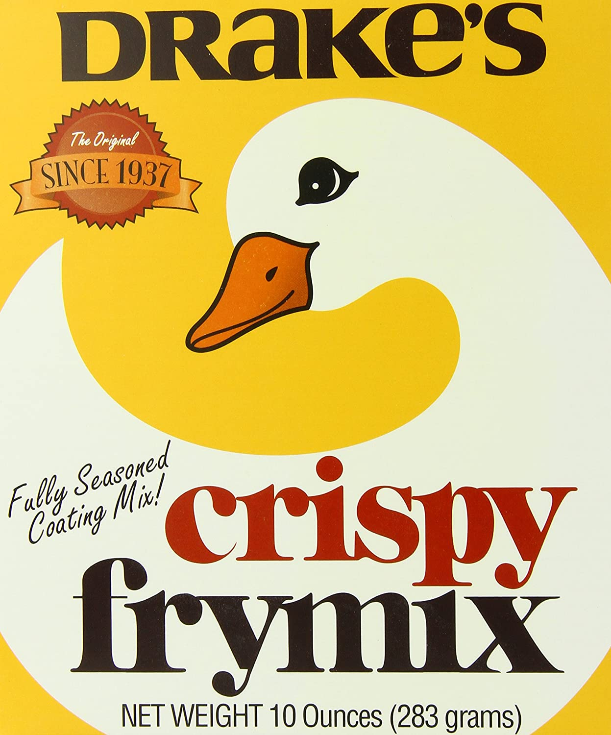 Drakes Crispy FryMix 10-Ounce We OFFer at cheap prices New product type Boxes Pack of 12