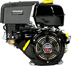Lifan LF188F-BDQ 13 HP 389cc 4-Stroke OHV Industrial Grade Gas Engine with Electric Start and Universal Mounting Pattern