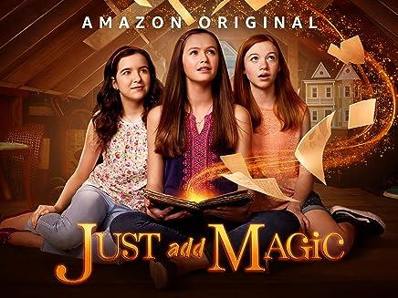 Just Add Magic - Season 2, Part 1 (4K UHD)