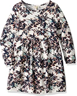 Roxy girls Ride the Sky Long Sleeve Dress Casual Dress
