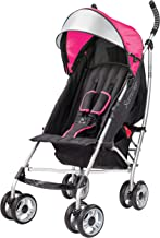 Summer Infant 2014 3D Lite Convenience Stroller, Hibiscus Pink (Discontinued by Manufacturer)