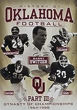 History Of Oklahoma Football Part III