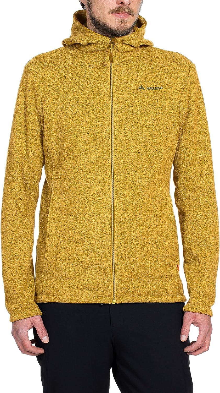VAUDE Men's 5 ☆ very popular Rienza Hooded Our shop most popular Jacket Fleece for Warm Hoody -