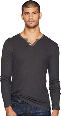 Wintz Long Sleeve Thermal Henley