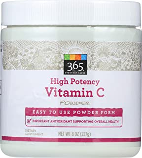 365 Everyday Value, High Potency Vitamin C Powder, 8 oz