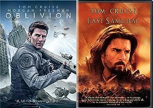 Tom Cruise Double Feature - Oblivion & The Last Samurai 2-DVD Bundle