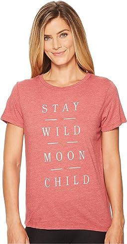 Wild Moon Rec Tee