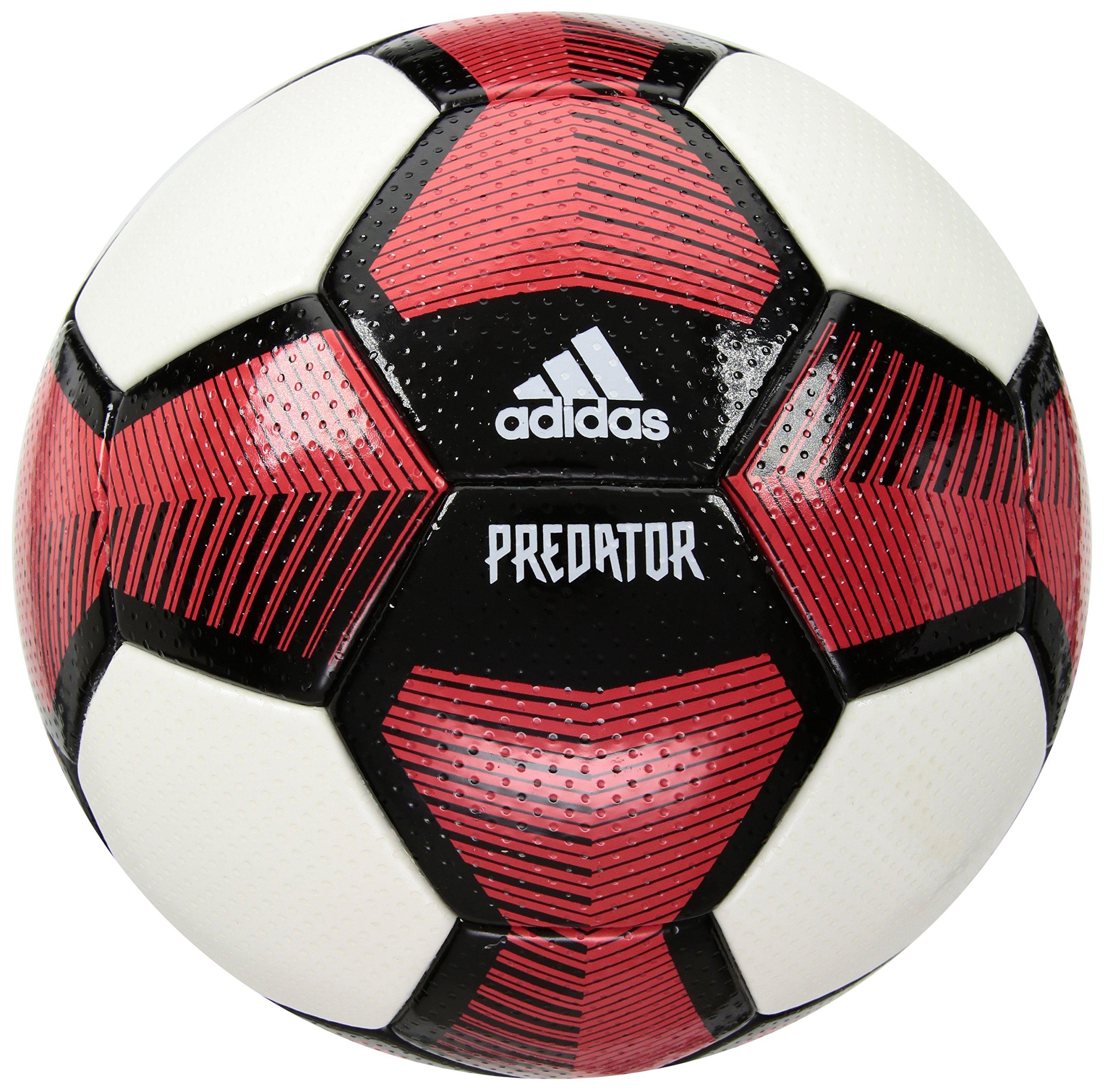 Suburbio Robar a ingresos  adidas Predator Competition Ball - Soccer- Buy Online in Burkina Faso at  burkinafaso.desertcart.com. ProductId : 67110096.