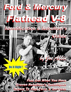 Ford & Mercury Flathead V-8 Identification & Rebuilder's Guide