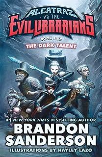 The Dark Talent: Alcatraz vs. the Evil Librarians