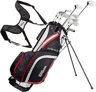 Wilson Heren Stretch XL tas met golfknuppels
