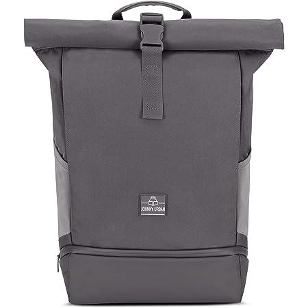 Johnny Urban Rolltop Rucksack Damen & Herren - ALLEN LARGE - Moderner Backpack für Uni, Arbeit, Schule - Laptop Daypack - Rucksäcke mit Mesh Polsterung - Wasserabweisend