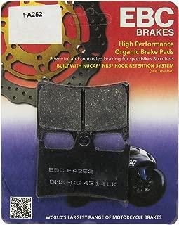 EBC Brakes FA252 Disc Brake Pad Set