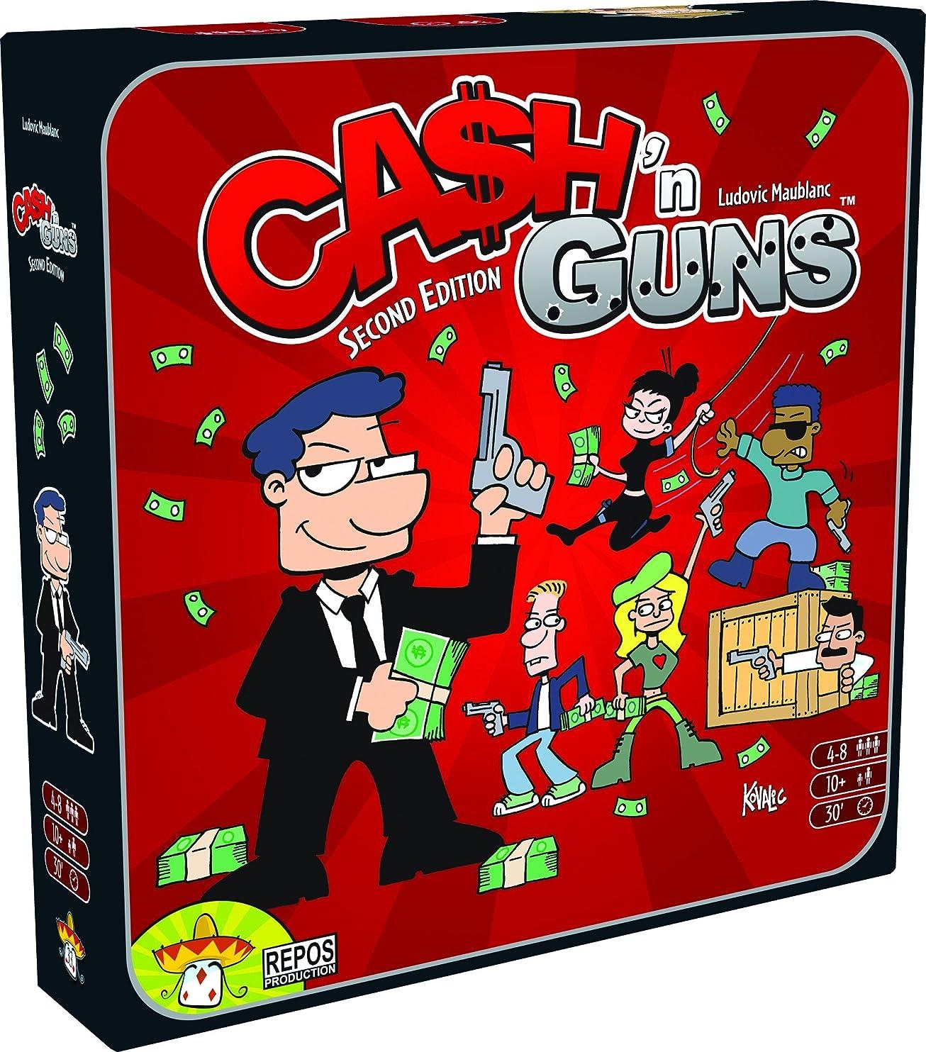 Cash n Guns (2nd Edition) otfhwbixwhy12