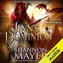 Jinn's Dominion: Desert Cursed Series, Volume 3