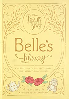 Belle's Library: A Collection of Literary Quotes and Inspirational Musings