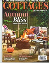 COTTAGES & BUNGALOWS MAGAZINE - OCTOBER / NOVEMBER 2020 - AUTUMN BLISS