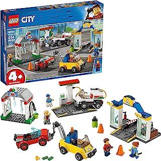 LEGO City Garage Center 60232 Building Kit (234 Pieces)