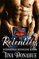 Relentless: Brotherhood Protector's World Kindle Edition
