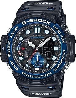 Casio G-Shock Gulfmaster Analogue/Digital Mens Black Watch GN1000B-1A GN-1000B-1ADR